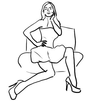 Kaspars Grinvalds, Posing App