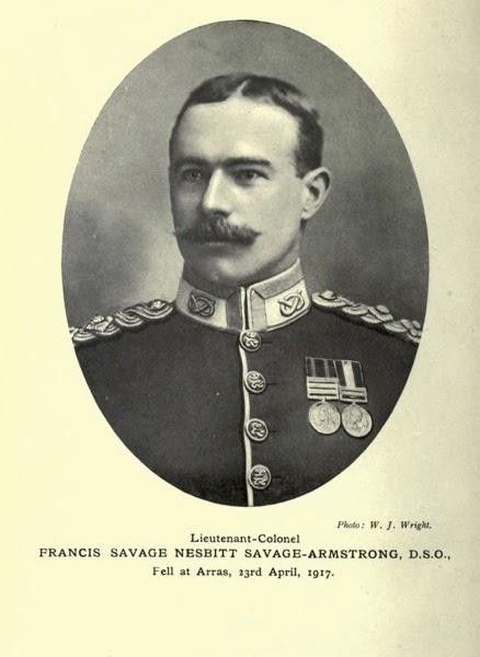 Francis Savage Armstrong