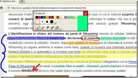 Epic Pen evidenziare e sottolineare sullo schermo di Windows
