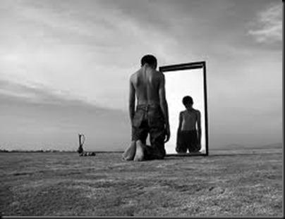 espejo de si mismo