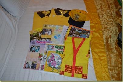 Polio field kit