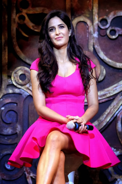 Aamir Khan And Katrina Kaif Unveil Dhoom Machale Song Launch Event