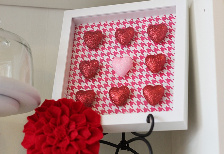 3D hearts