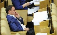 Депутат Сидякин - официальный прыгун на ленточки в Госдуме
