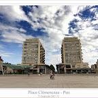 Place Clémenceau - Pau
