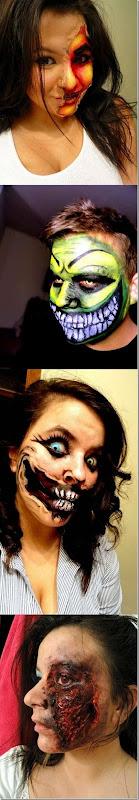 maquillajes halloween 1