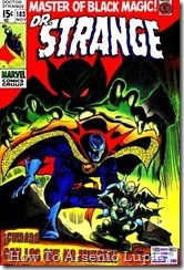 P00015 - Dr Strange   por mastergel v1 #183