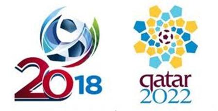 copa de 2018 e 2022