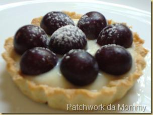tartelette de uva, salada de figado, cupcake de abobrinha 009