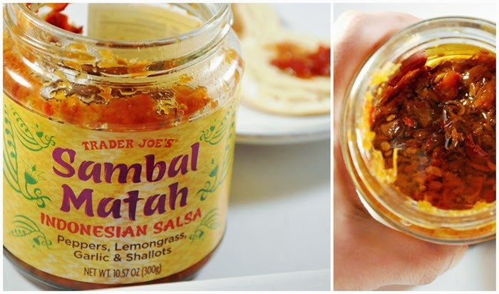 trader joe's sambal matah indonesian salsa