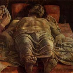 51 - Andrea Mantega - Cristo muerto