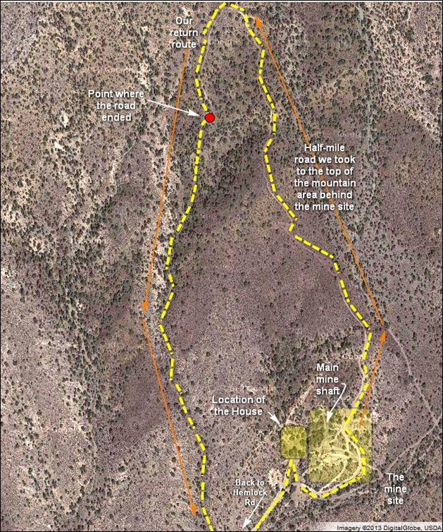 Wheeler Pass Mine