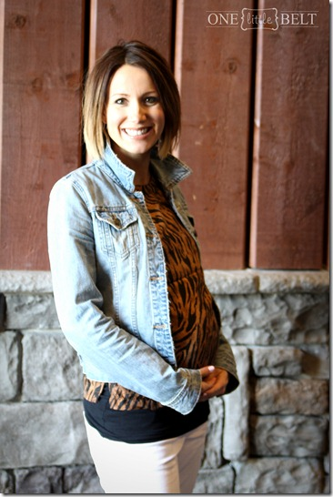 denim-jacket-animal-print-maternity
