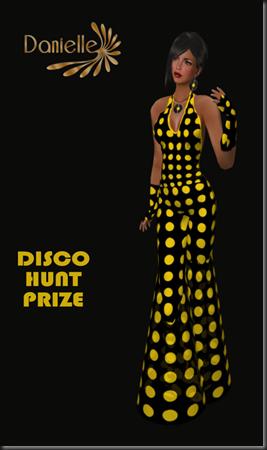 Disco Hunt Prize