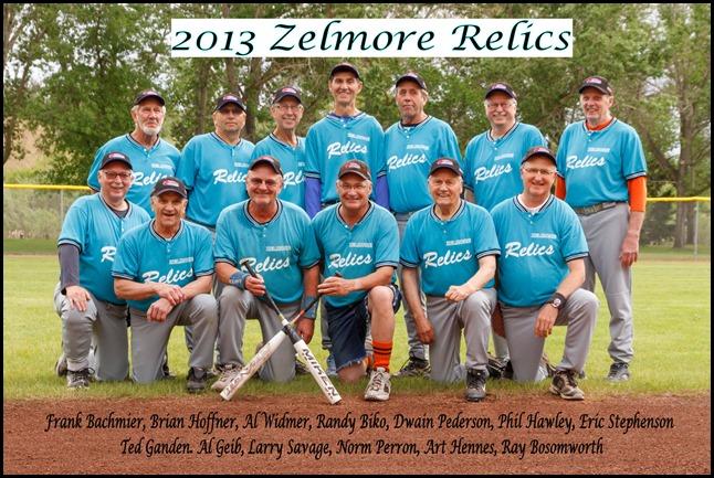 Zelmore Relics 2013F