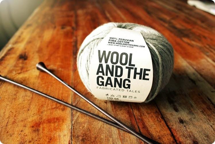 wool and the gang yarn