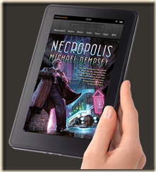 NECROPOLIS-Kindle-fire-giveaway-hand