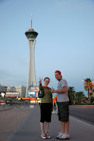 Heading to the Stratosphere