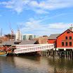 Boston - Boston Tea Party Ships & Museum