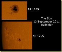 13 September 2011 AR close-ups