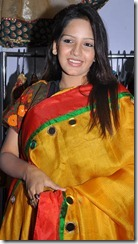 Pavani-Reddy-at function