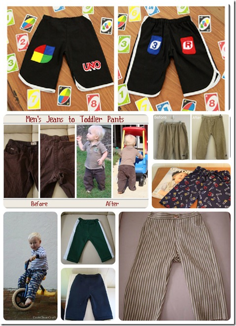 Pants_Shorts_Collage