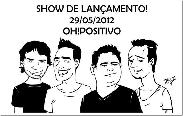 ohpositivo - CARICA DO SHOW!