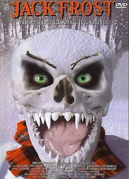 Jack Frost 1997 movie poster