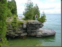 Cave Point Park WI