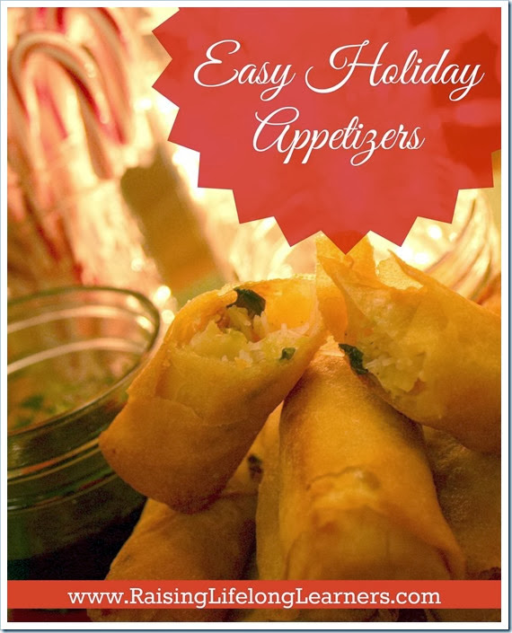 Easy Holiday Appetizers #PaktheParty #shop #CBias