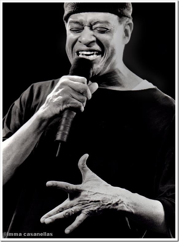 Al Jarreau, Donostia 2000