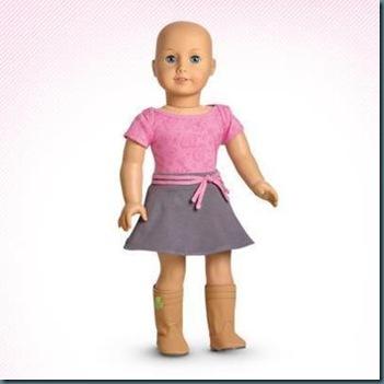 AG cancer doll