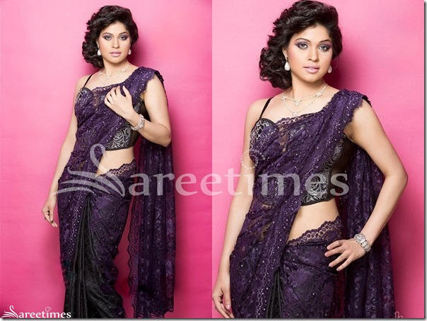 Purple_Embroidery_Saree