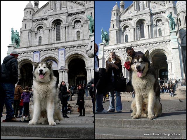 Sacre-Coeur collage: Munson 2013, Bondi 2006