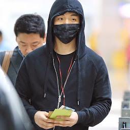 Big Bang - Incheon Airport - 01apr2015 - Dae Sung - Happy_daes - 01.jpg