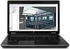 HP ZBook 17 inch