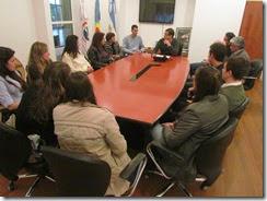 Entrega de Diplomas a Estudiantes de la UBA