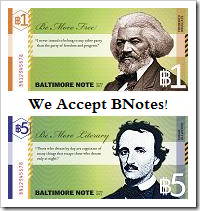 We Accept BNotes