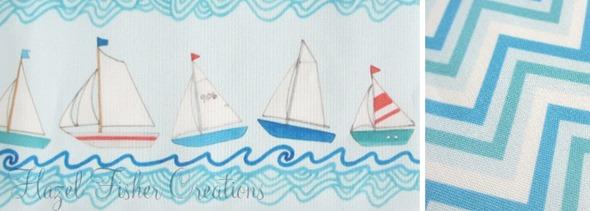 2013sep14 Spoonflower swatch nautical sailing boat and chevron b