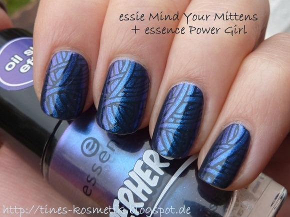 essence Power Girl Stamping 2