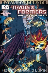 Transformers - More Than Meets the Eye 030-000