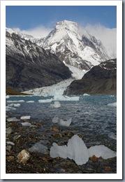Hamberg Glacier