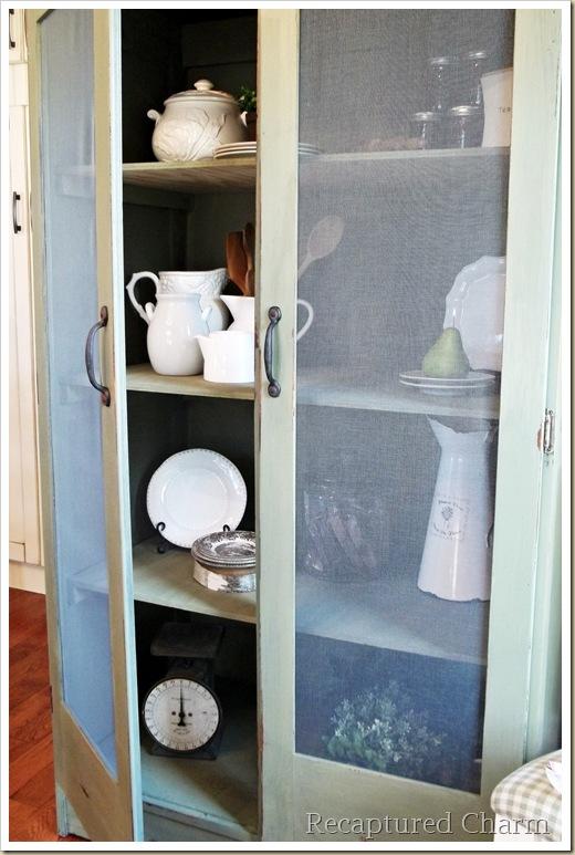 armoire milk paint 101a
