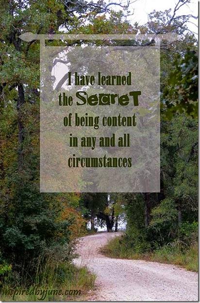Secret_Contentment