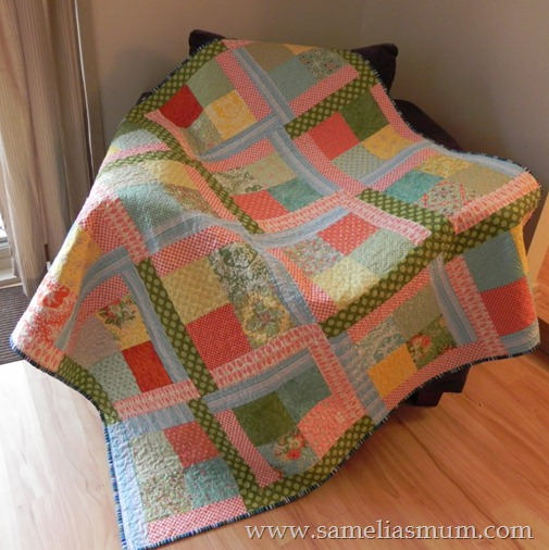 Beck's Quilt 3