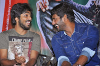 Vishal  Lakshmi Menon acted Indrudu film audio release function held at Prasad Labs of Hyderabd on 12013_1.jpg