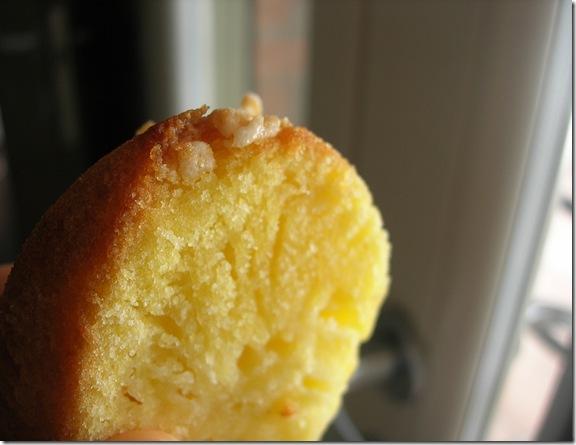 Ciambella torta mele mais fecola