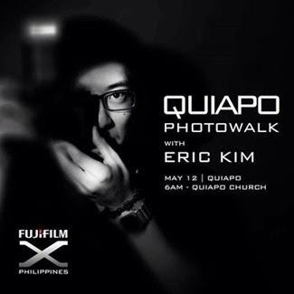 Erik Kim Quiapo PhotoWalk