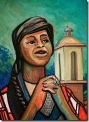 cesar-rendon-mujer-rezando-pintores-latinoamericanos-juan-carlos-boveri