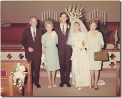 Don, Margaret, Dick, Sandy, Mae